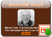 Malcolm Boyd's quote #1