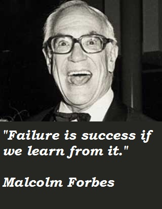 Malcolm Forbes's quote #3