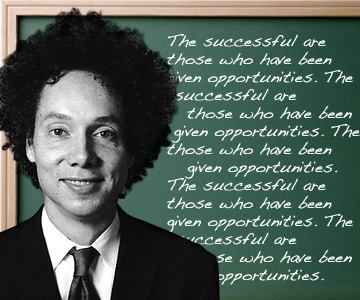 Malcolm Gladwell's quote #1