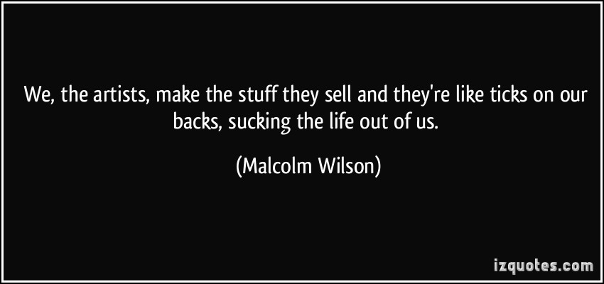 Malcolm Wilson's quote #3