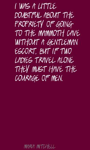 Mammoth quote #1
