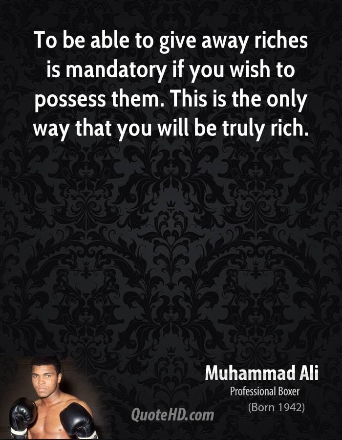 Mandatory quote #1