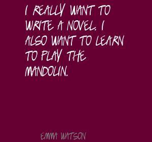 Mandolin quote #1