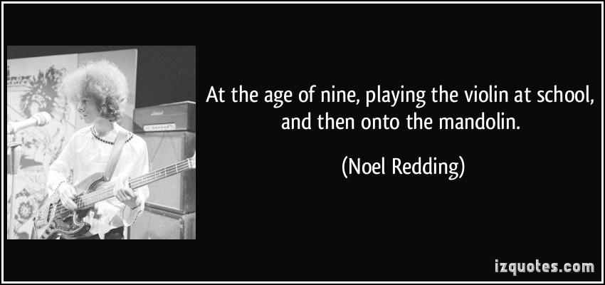 Mandolin quote #2