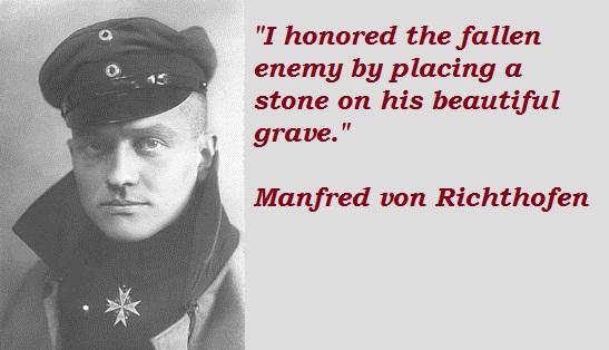 Manfred von Richthofen's quote #2
