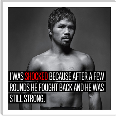 Manny Pacquiao's quote #6