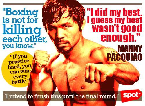 Manny Pacquiao's quote #5