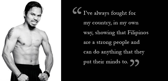 Manny Pacquiao's quote #7