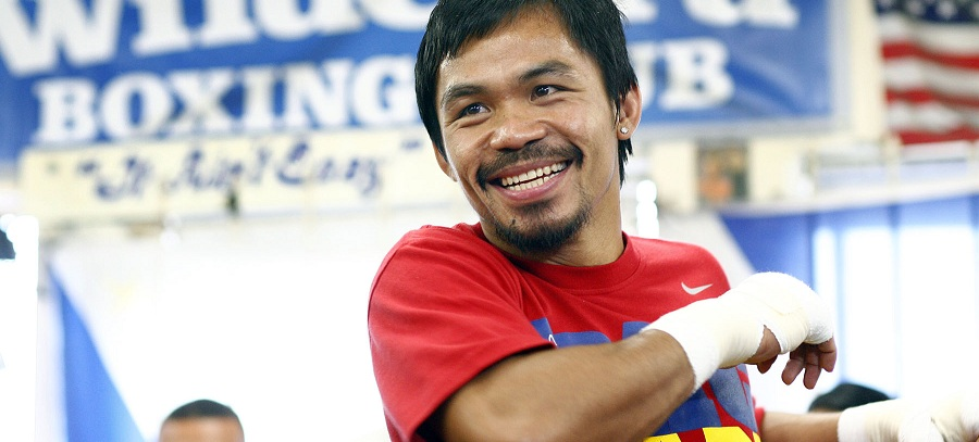 Manny Pacquiao's quote #8