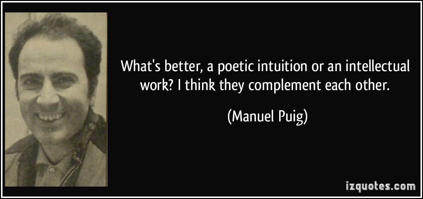 Manuel Puig's quote #2