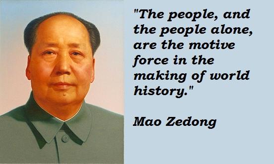 Mao Zedong's quote #8