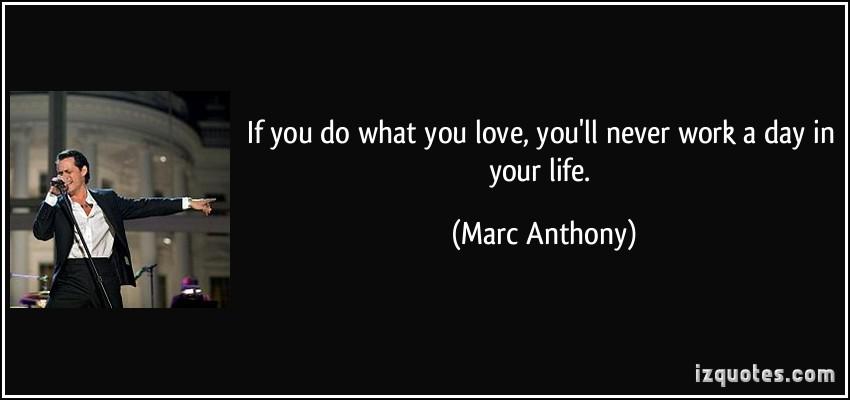 Marc Anthony's quote #7