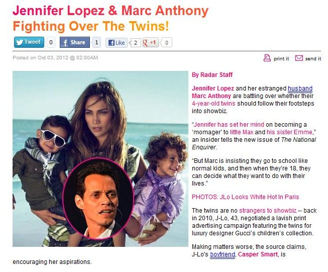 Marc Anthony's quote #5