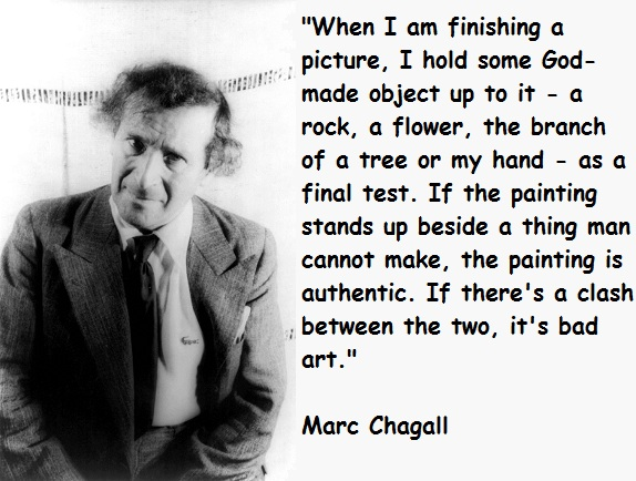 Marc Chagall's quote #2