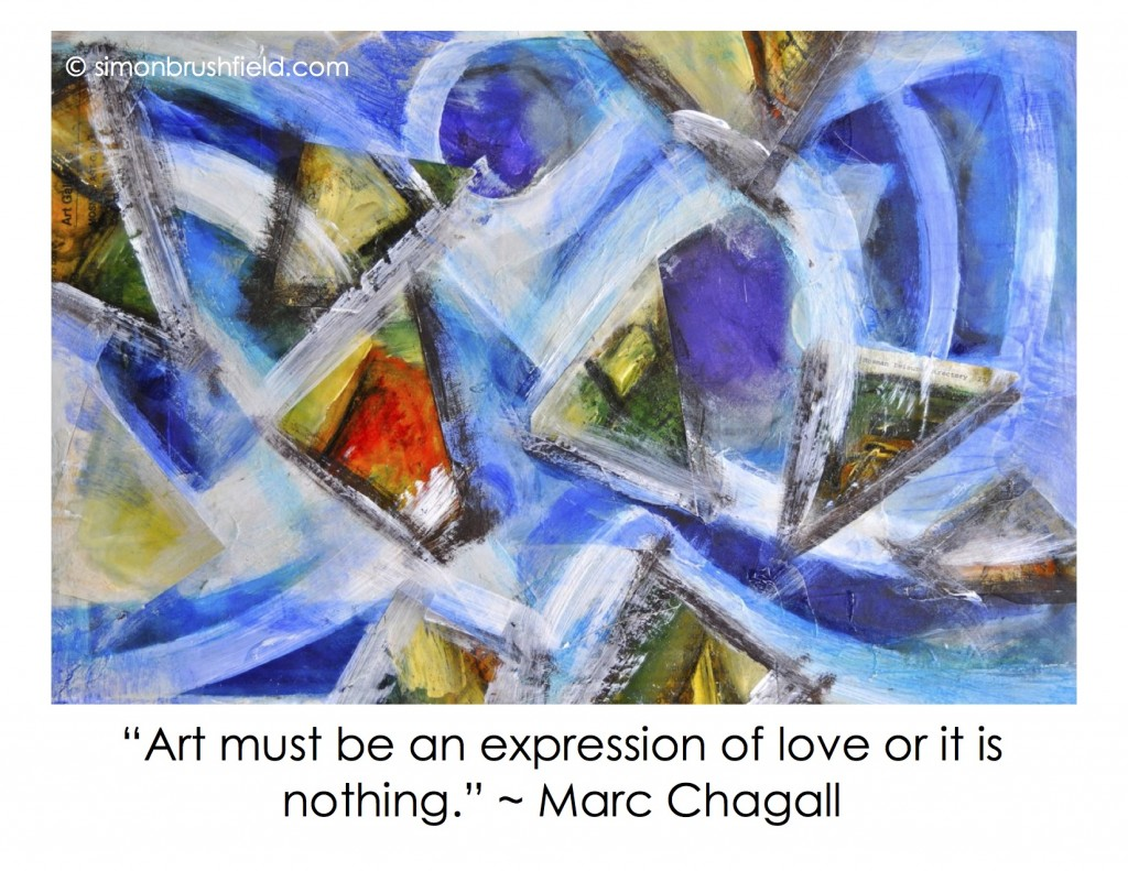 Marc Chagall's quote #5