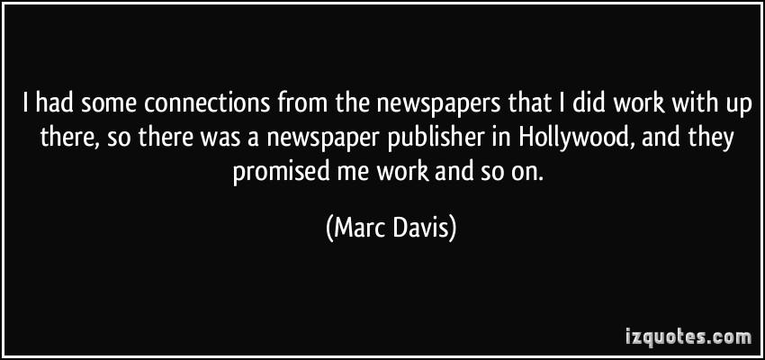 Marc Davis's quote #2