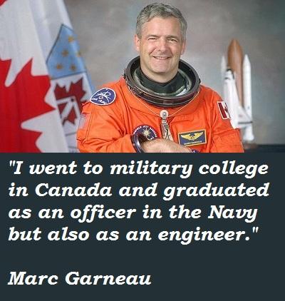 Marc Garneau's quote #5