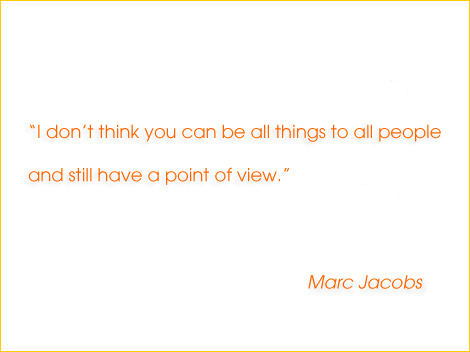 Marc Jacobs's quote #6