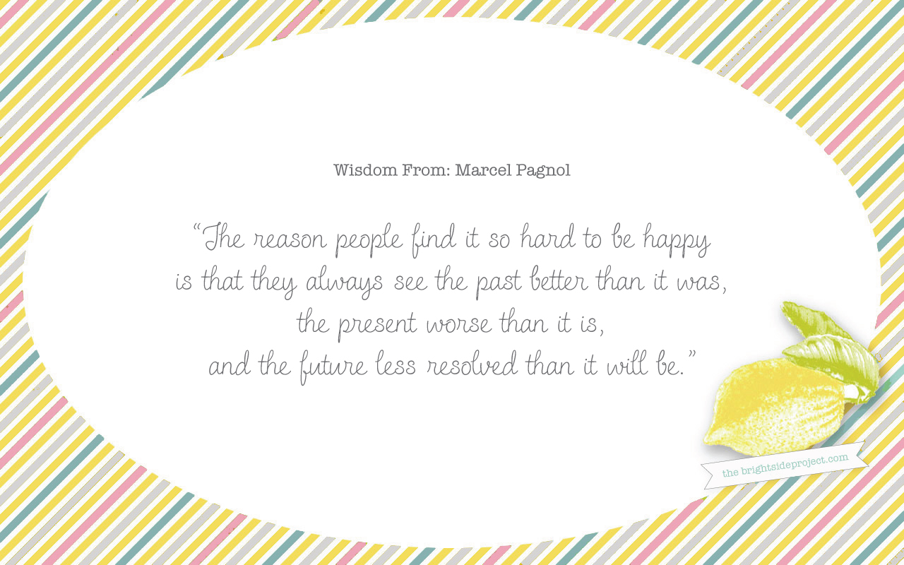 Marcel Pagnol's quote #1