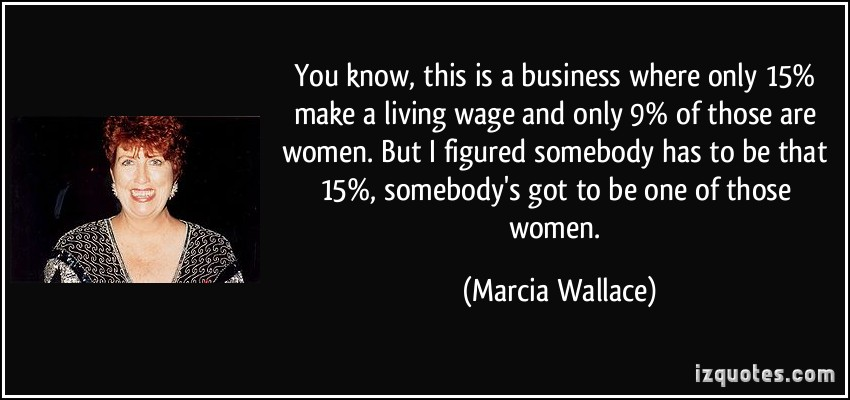 Marcia Wallace's quote #3
