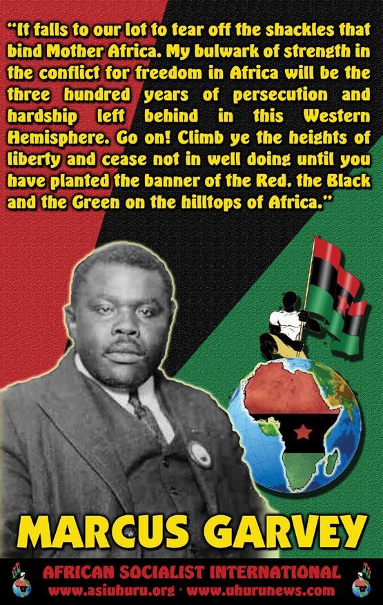 Marcus Garvey's quote #4