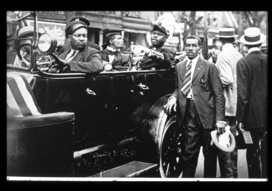 Marcus Garvey's quote #8