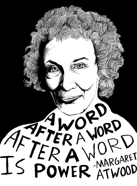 Margaret Atwood's quote #2