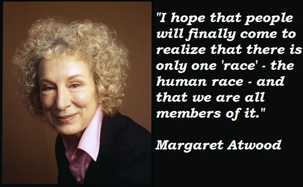Margaret Atwood's quote #8