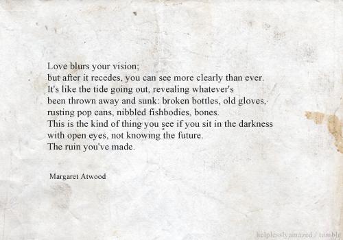 Margaret Atwood's quote #3