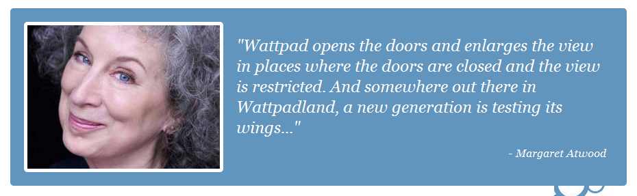 Margaret Atwood's quote #4