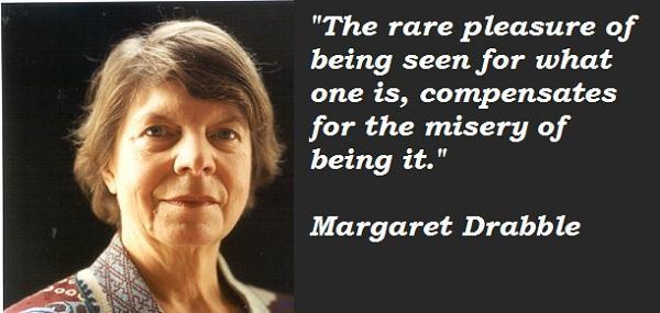 Margaret Drabble's quote #2