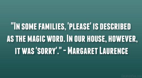 Margaret Laurence's quote