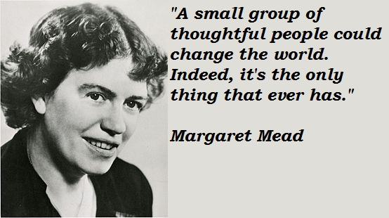 Margaret Mead's quote #5