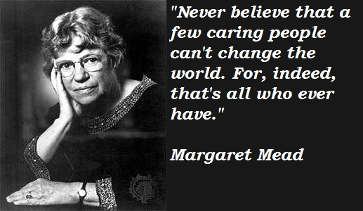 Margaret Mead's quote #4