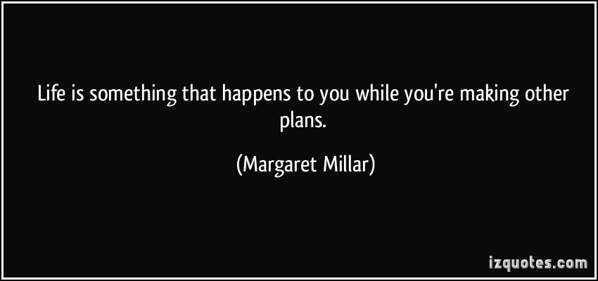 Margaret Millar's quote #1