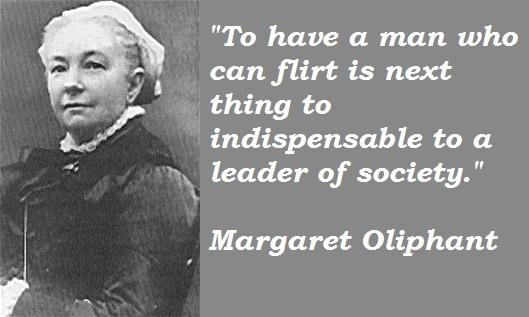 Margaret Oliphant's quote #3
