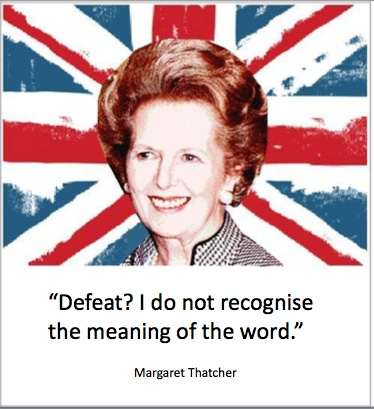 Margaret Thatcher quote #1