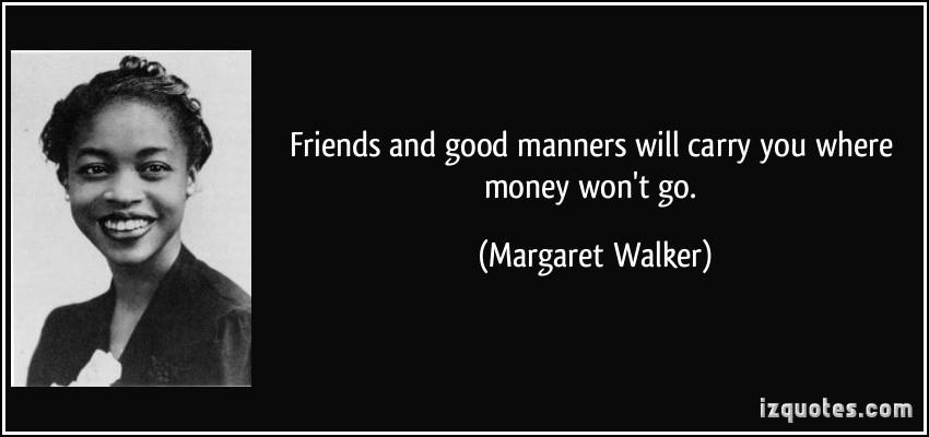 Margaret Walker's quote #3