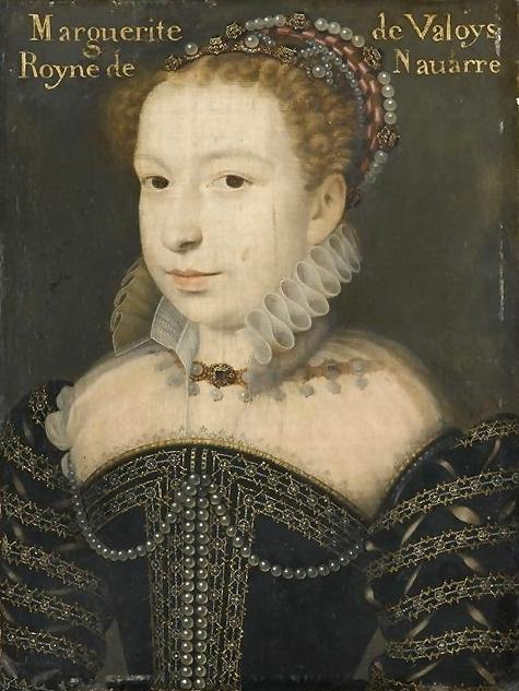Marguerite de Valois's quote