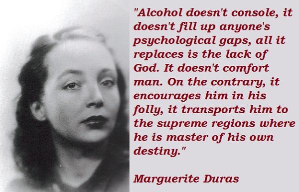 Marguerite Duras's quote #7