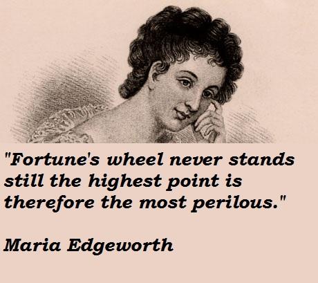 Maria Edgeworth's quote #4
