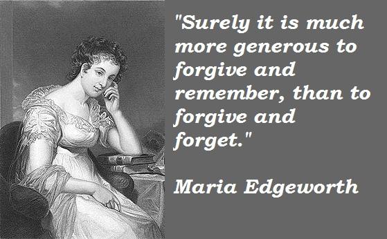 Maria Edgeworth's quote #5