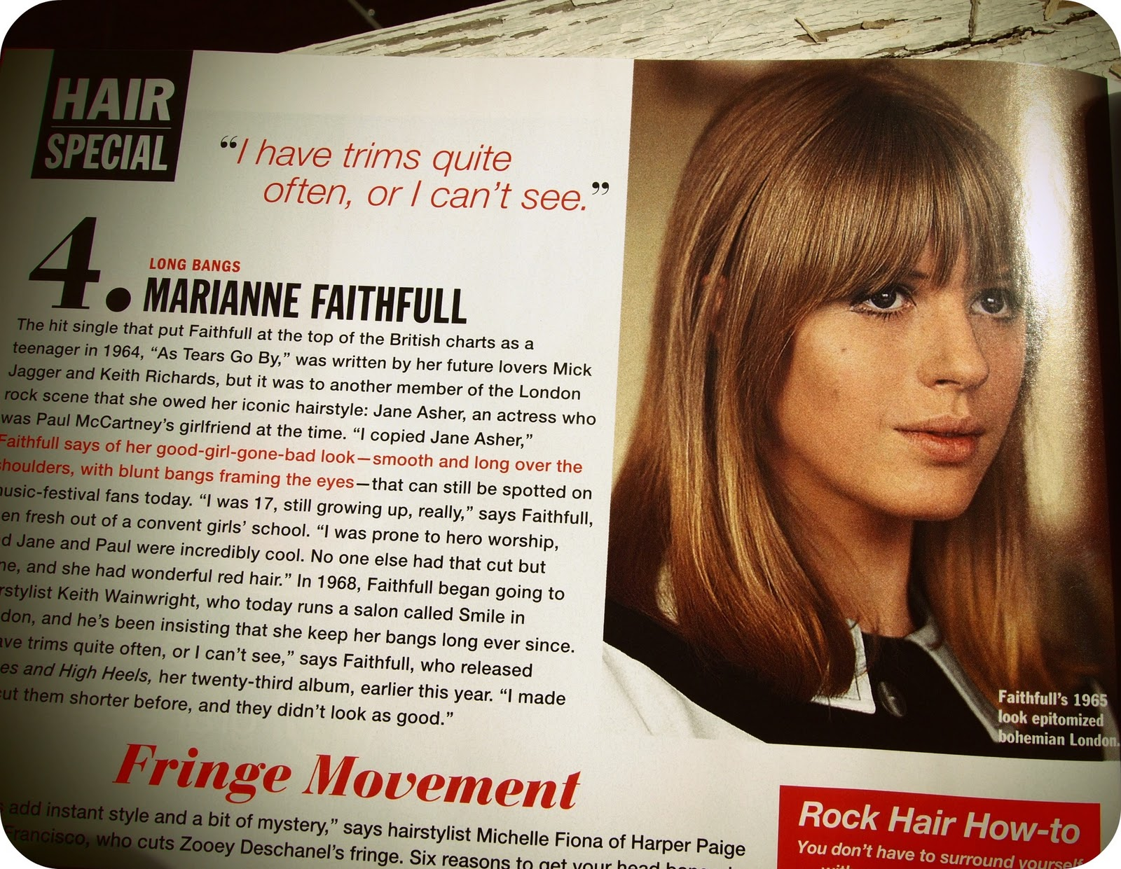 Marianne Faithfull's quote #4