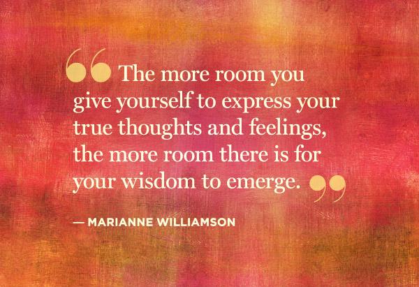 Marianne Williamson's quote #1