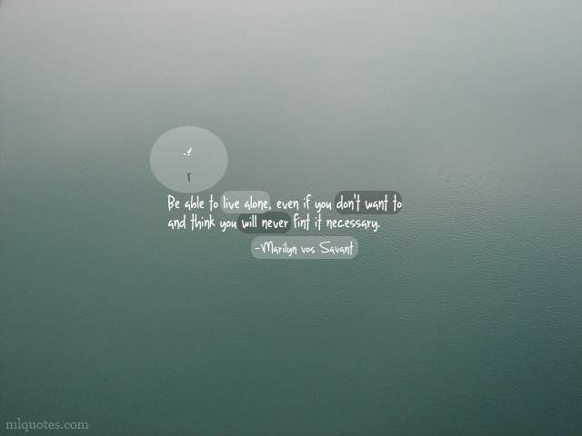 Marilyn vos Savant's quote #5