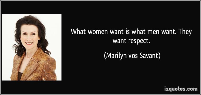 Marilyn vos Savant's quote #6