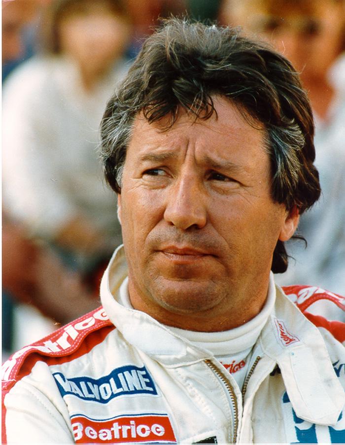 Mario Andretti's quote #1