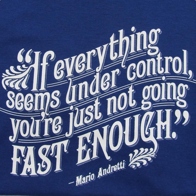 Mario Andretti's quote #2