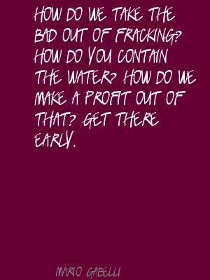 Mario Gabelli's quote #2