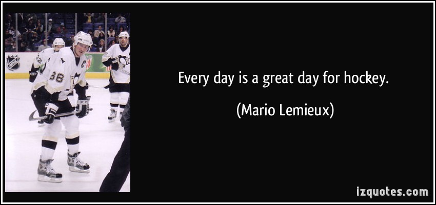 Mario Lemieux's quote #7